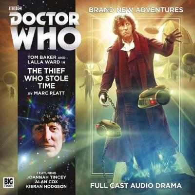 The Fourth Doctor Adventures - The Thief Who Stole Time - Doctor Who: The Fourth Doctor Adventures 6.9 (CD-Audio)
