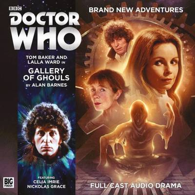 Gallery of Ghouls - Doctor Who: The Fourth Doctor Adventures 5.5 (CD-Audio)
