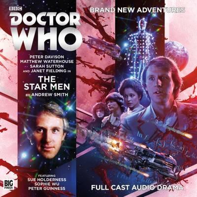 Doctor Who Main Range 221 - The Star Men - Doctor Who Main Range 221 (CD-Audio)