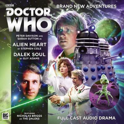 Doctor Who Main Range: 224 Alien Heart & Dalek Soul: No. 224 (CD-Audio)