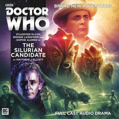 Main Range - The Silurian Candidate - Doctor Who Main Range 229 (CD-Audio)