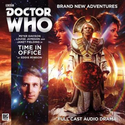 Main Range - Time in Office - Doctor Who Main Range 230 (CD-Audio)