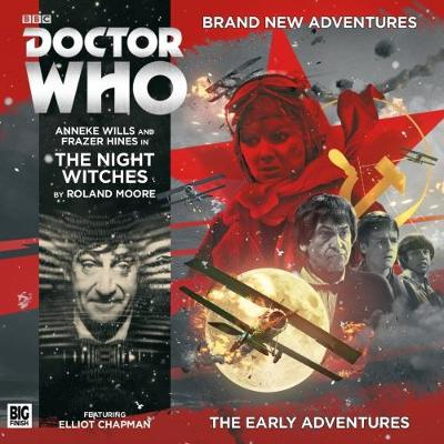 The Early Adventures - The Night Witches - Doctor Who - The Early Adventures 4.1 (CD-Audio)