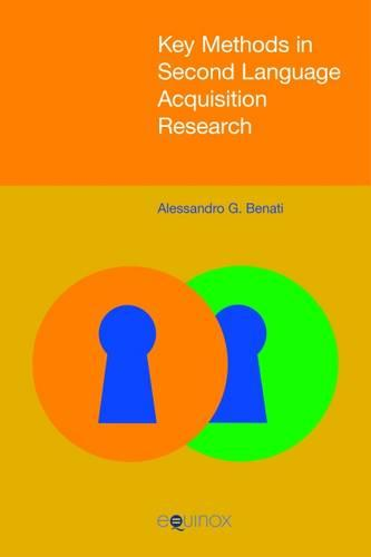 Key Methods in Second Language Acquisition Research 2015 (Paperback)