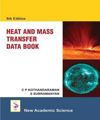 Heat And Mass Transfer Data Book (Paperback)