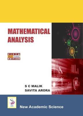 Mathematical Analysis (Paperback)