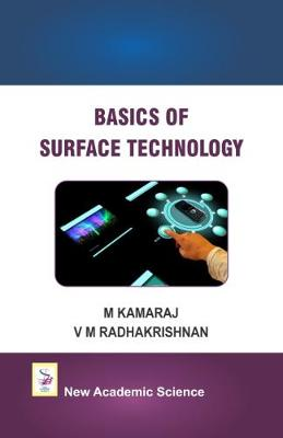 Basics of Surface Technology (Hardback)