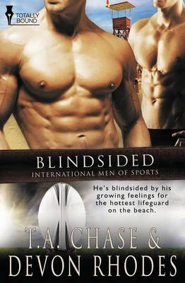 International Men of Sport: Blindsided (Paperback)