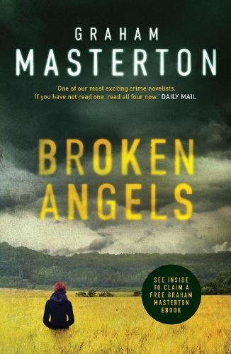 Broken Angels - Katie Maguire 2 (Paperback)