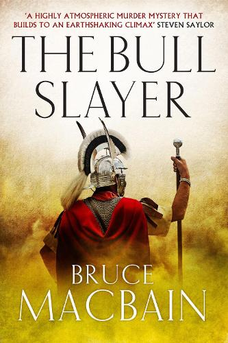 The Bull Slayer - Roman Games 2 (Paperback)