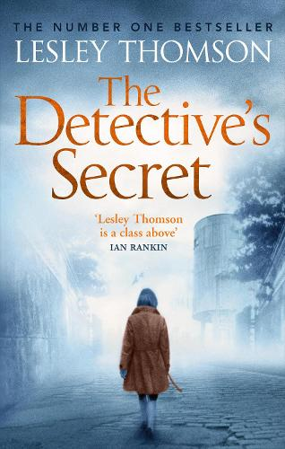 The Detective's Secret - The Detective's Daughter 3 (Hardback)
