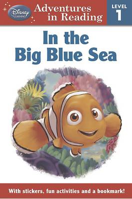 Disney Level 1 for Girls - Finding Nemo in the Big Blue Sea (Paperback)