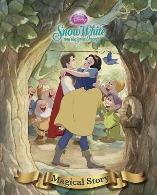 Disney Princess Snow White Magical Story (Hardback)