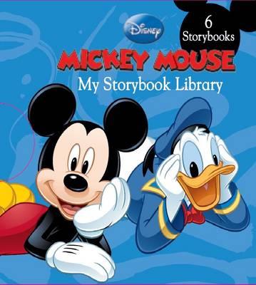 Disney Mickey My Storybook Library