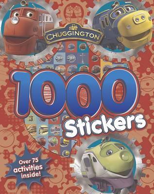 Chuggington 1000 Stickers Book (Paperback)