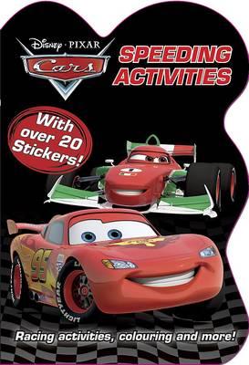 Disney Cars - Blazing Activities Collection (Paperback)