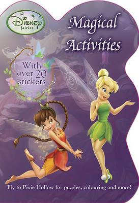 Disney Fairies - Fairy Fun Activities Collection (Paperback)
