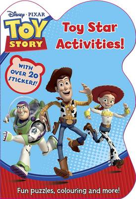 Disney Toy Story - Playtime Activities Collection (Paperback)