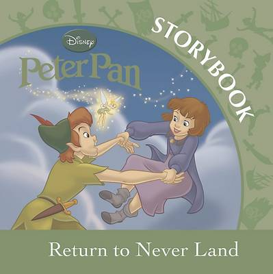 Disney Peter Pan (Hardback)