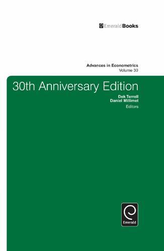 30th Anniversary Edition - Advances in Econometrics 30 (Hardback)