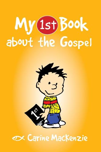 My First Book About the Gospel - My First Books (Paperback)
