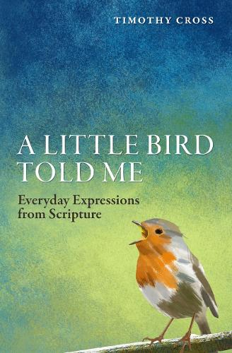 A Little Bird Told Me: Everyday Expressions from Scripture (Paperback)