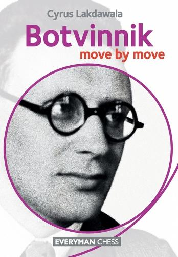 Botvinnik: Move by Move (Paperback)