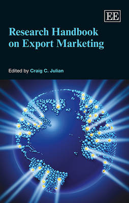 Research Handbook on Export Marketing - Research Handbooks in Business and Management Series (Hardback)