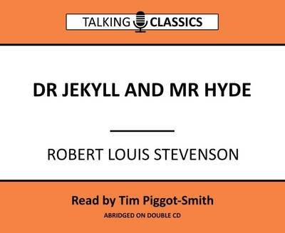 Dr Jekyll and Mr Hyde - Talking Classics (CD-Audio)
