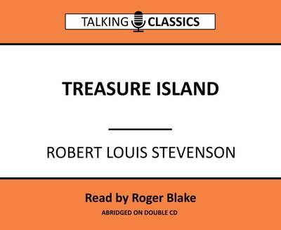 Treasure Island - Talking Classics (CD-Audio)
