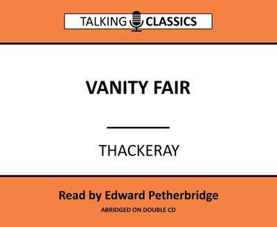 Vanity Fair - Talking Classics (CD-Audio)