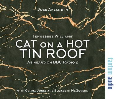 Cat on a Hot Tin Roof (CD-Audio)