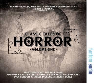 Classic Tales of Horror: Volume 1 (CD-Audio)