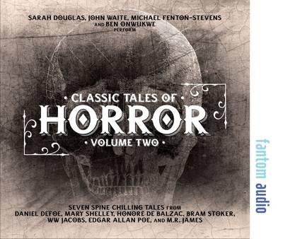 Classic Tales of Horror: Volume 2 (CD-Audio)