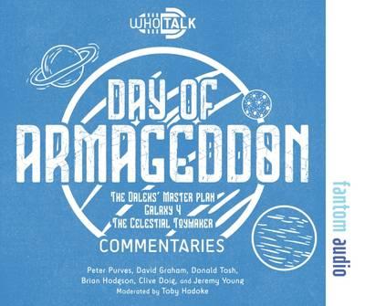 Day of Armageddon - Who Talk (CD-Audio)