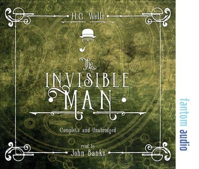 The Invisible Man (CD-Audio)
