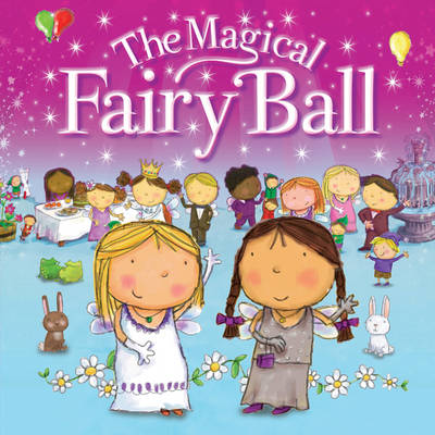 The Fairy Ball - Picture Flats (Paperback)