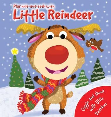 Reindeer - Finger Puppet Fun (Board book)