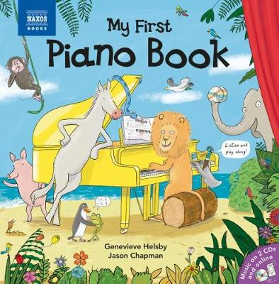 My First Piano Book (Book)