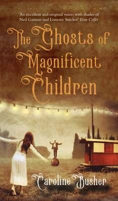 Ghosts of Magnificent Children (Paperback)
