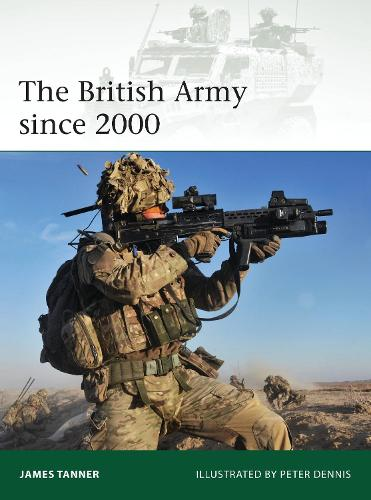 The British Army since 2000 - Elite 202 (Paperback)