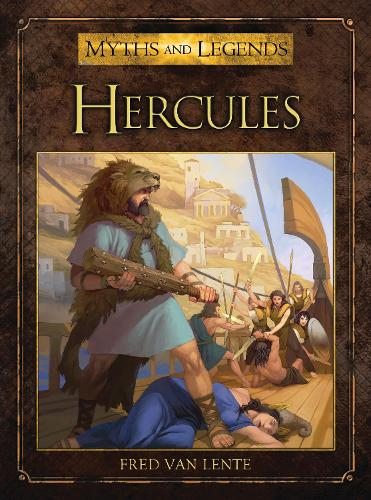 Hercules - Myths and Legends (Paperback)