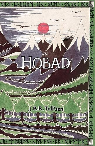 An Hobad, No Anonn Agus Ar Ais Aris (Paperback)