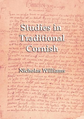 Studies in Traditional Cornish (Paperback)