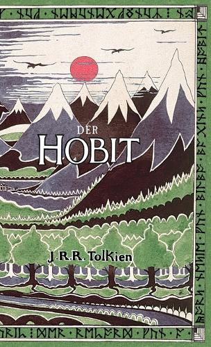 Der Hobit, Oder, Ahin Un Vider Tsurik: The Hobbit in Yiddish (Hardback)