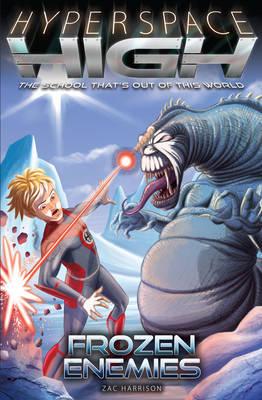 Frozen Enemies - Hyperspace High (Paperback)