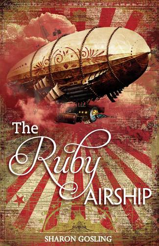 The Ruby Airship - The Diamond Thief (Paperback)