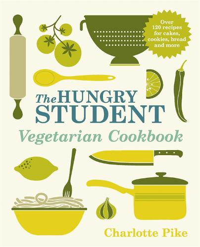 The Hungry Student Vegetarian Cookbook (Paperback)