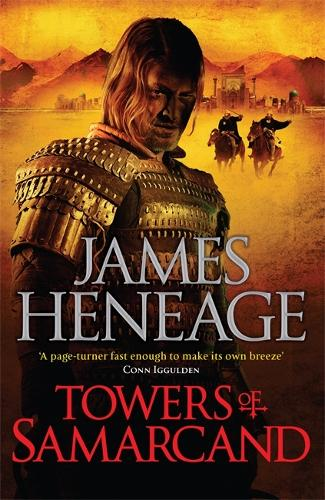 The Towers of Samarcand - Rise of Empires (Paperback)