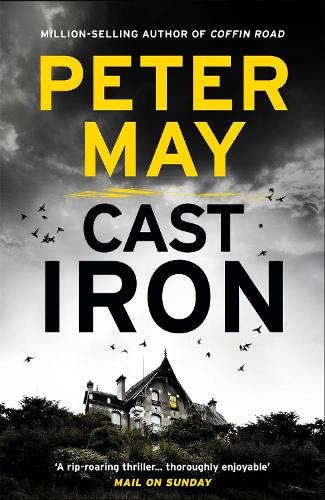 Cast Iron - The Enzo Files (Paperback)
